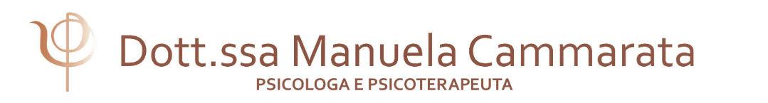Dott.ssa Manuela Cammarata - Psicologa e Psicoterapeuta